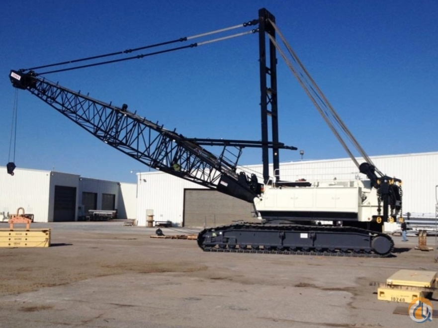 NEW 2019 TERX HC-285 - DOZIER CRANE Crane for Sale in Oklahoma City Oklahoma on CraneNetwork.com
