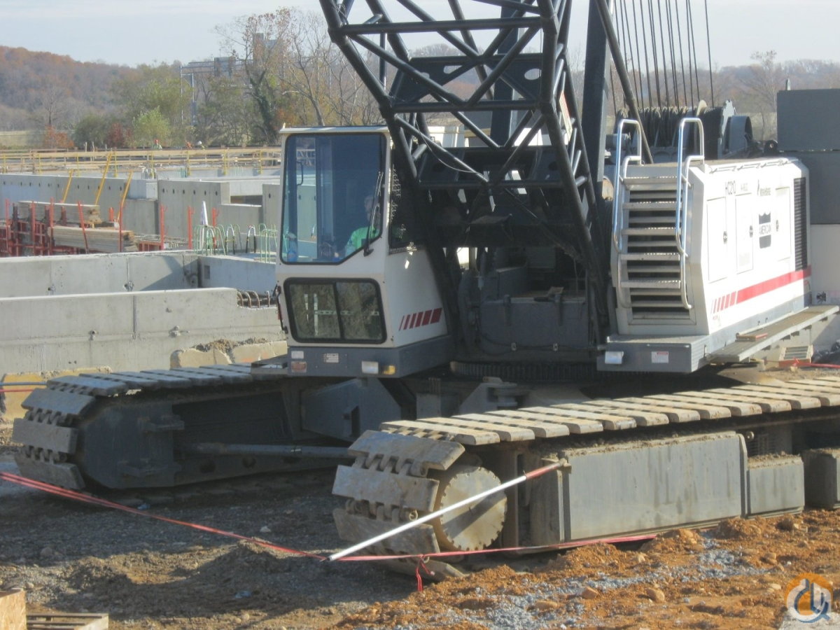Sold 2003 American HC210 For Sale Crane for  on CraneNetwork.com