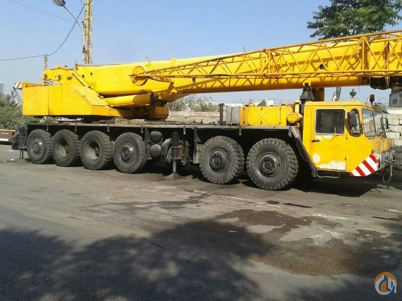 DEMAG HC400 Crane for Sale in Dubai Dubai on CraneNetwork.com