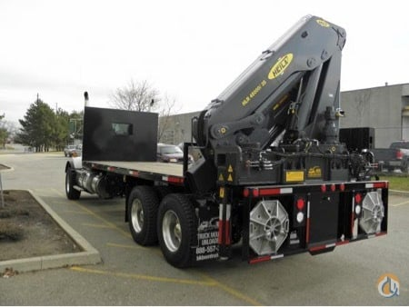 NEW HEILA HLR 45000-3S KNUCKLE BOOM on NEW 2017 WESTERN STAR 4700 Crane for Sale in Toronto Ontario on CraneNetwork.com