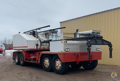 1973 Link-Belt HC218 82.5 Ton Lattice Boom Truck CranesList ID 318 Crane for Sale on CraneNetwork.com