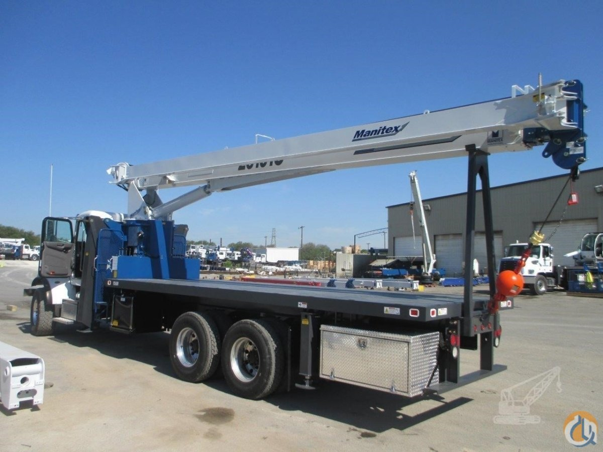 2019 MANITEX 26101C Crane for Sale in North Syracuse New York on CraneNetwork.com
