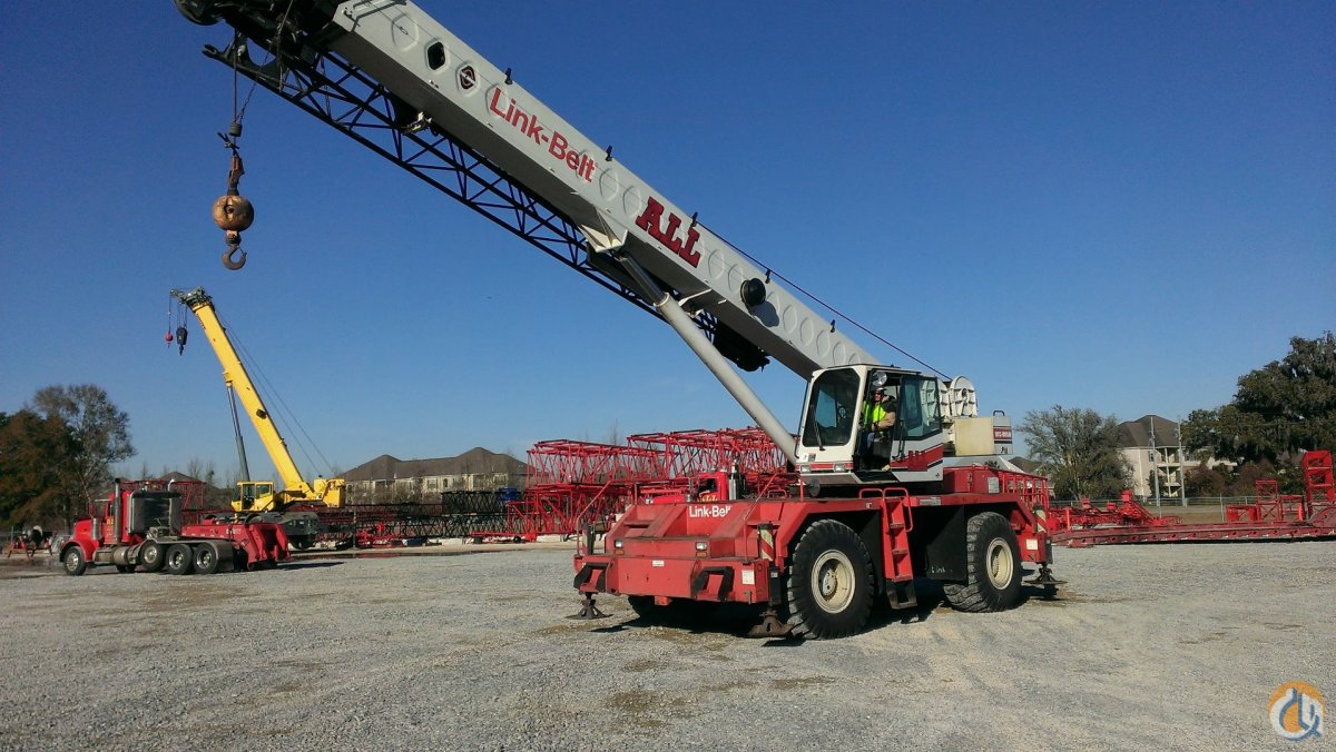 Link-Belt RTC-8050 II For Sale Crane for Sale in Baton Rouge Louisiana on CraneNetwork.com