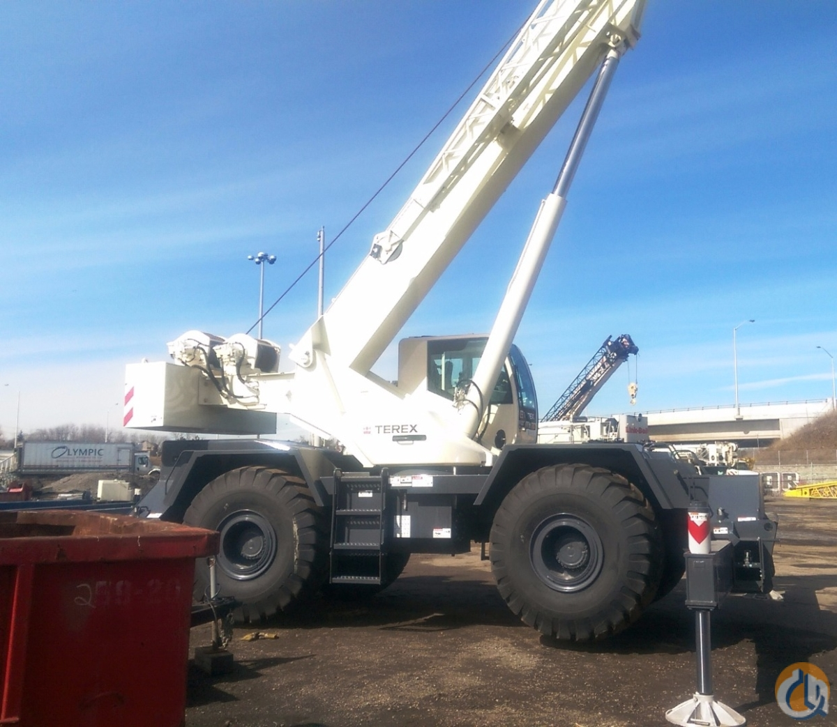 2014 TEREX RT780 Crane for Sale or Rent in Oakville Ontario on CraneNetwork.com