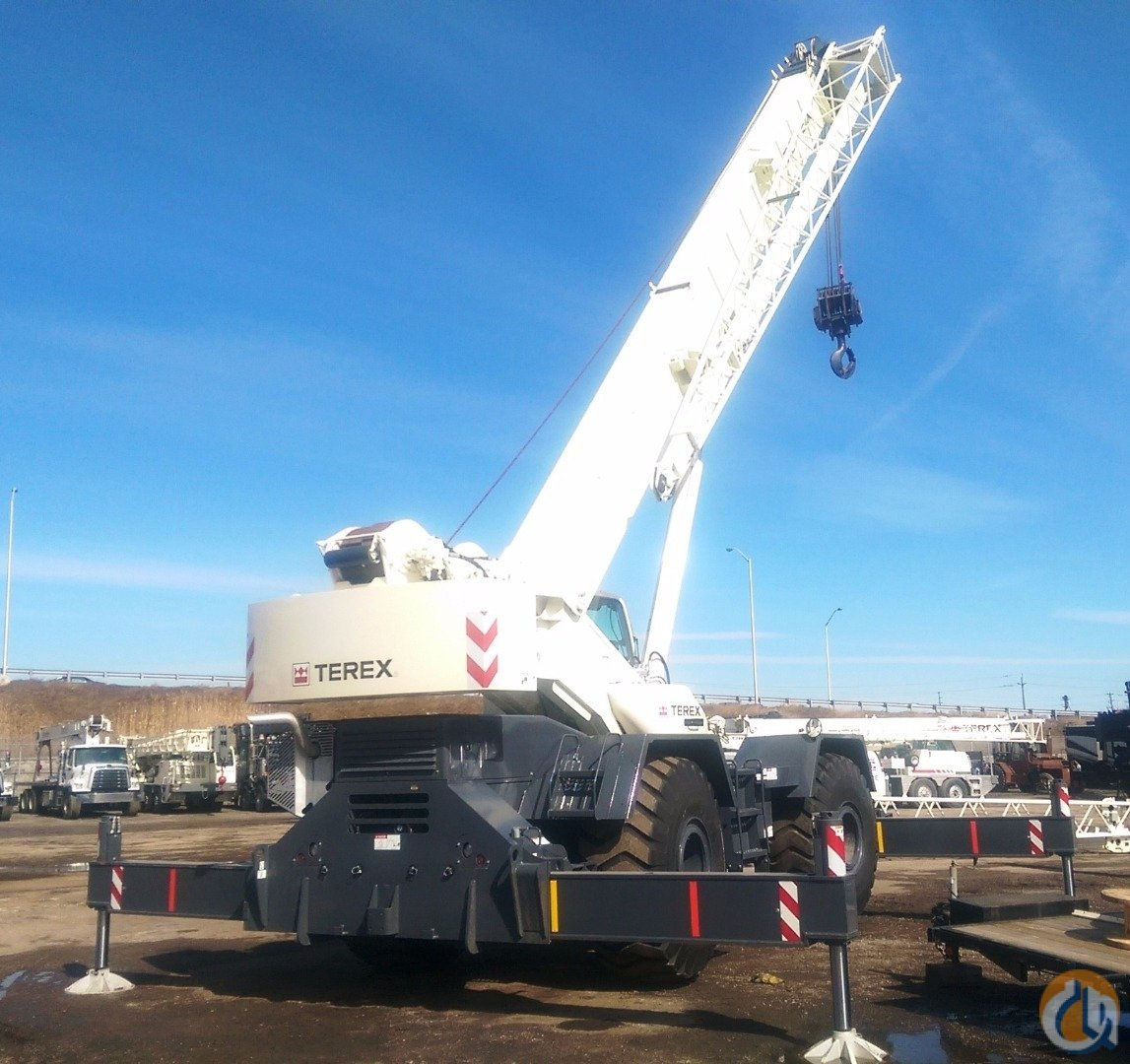 Sold 2014 TEREX RT780 Crane for  in Oakville Ontario on CraneNetwork.com