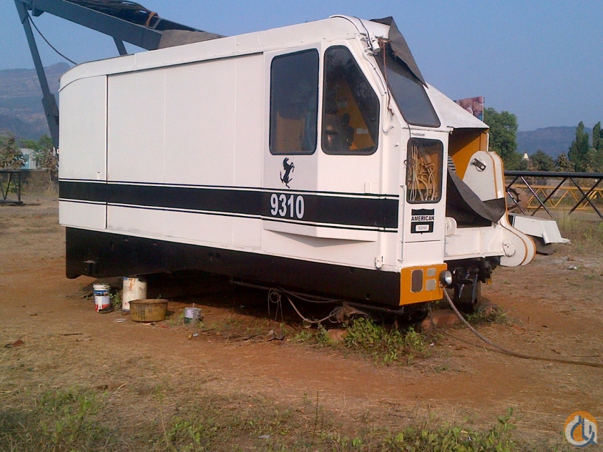1986 American 9310 Crane for Sale in Navi Mumbai Maharashtra on CraneNetworkcom