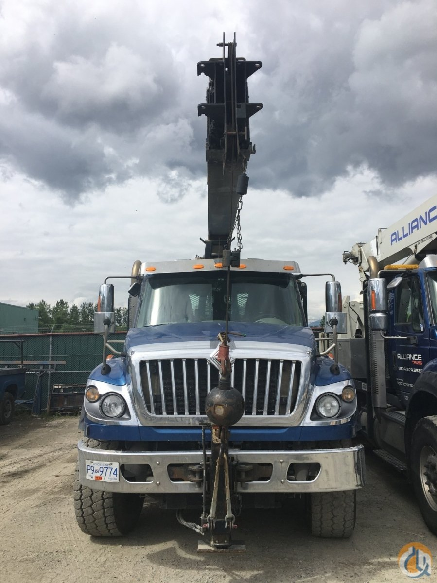 2014 National 600E2 - Tractor Mount - Boom Truck Crane for Sale or Rent in Nisku Alberta on CraneNetwork.com
