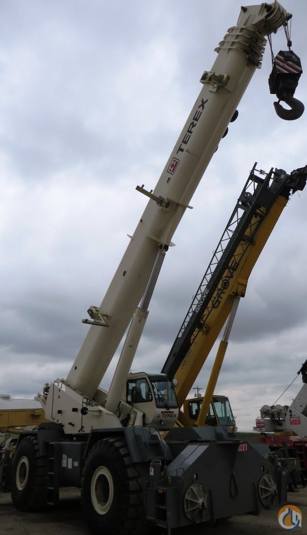2008 Terex RT1120 For Sale Crane for Sale in Cleveland Ohio on CraneNetworkcom