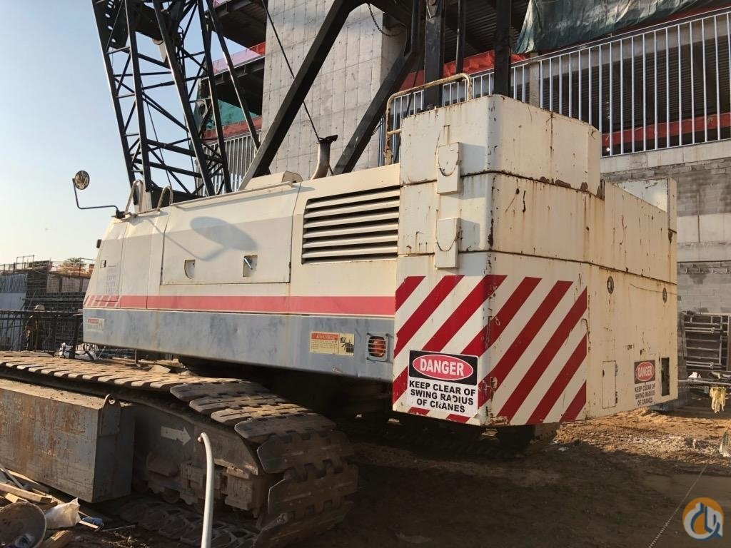 2001 Terex HC 110 Crane for Sale in Hudsonville Michigan on CraneNetwork.com