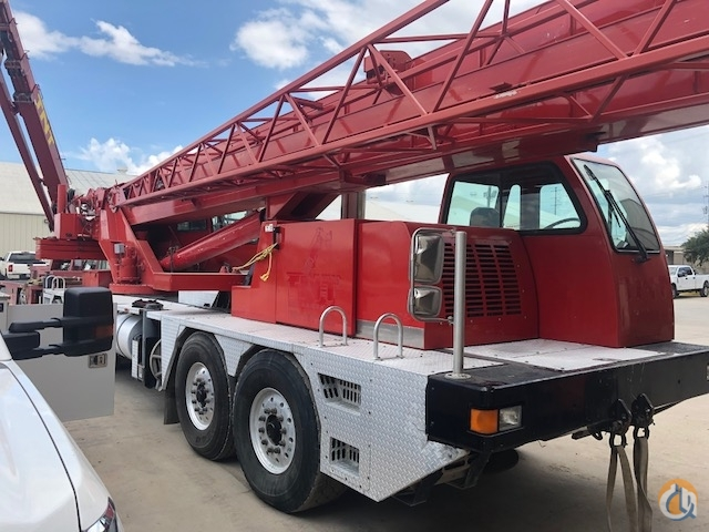 Terex T775 - 2004 Crane for Sale in Houston Texas on CraneNetwork.com