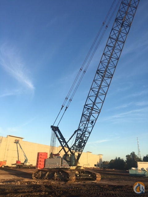 Sold 2008 Linkbelt LS-298 HSL Crane for  in West Palm Beach Florida on CraneNetwork.com