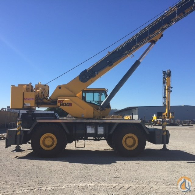 Crane for Sale in Fontana California on CraneNetwork.com