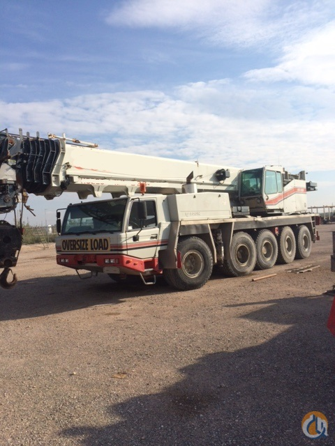 2004 Link-Belt AtC-3130 Crane for Sale on CraneNetworkcom