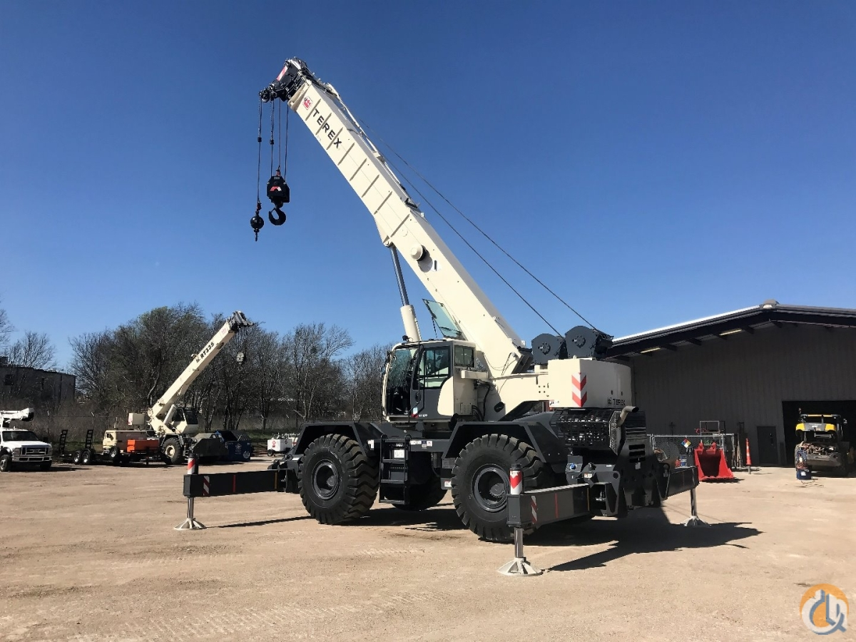 2016 TEREX RT670-1 FOR SALE Crane for Sale or Rent in Pflugerville Texas on CraneNetwork.com