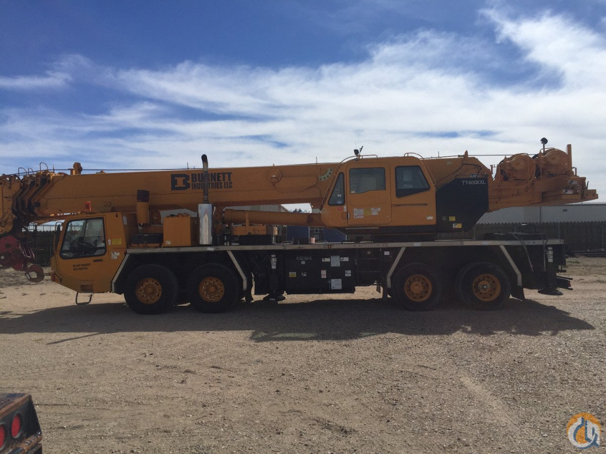 2003 Tadano TT-800XXL Crane for Sale on CraneNetworkcom
