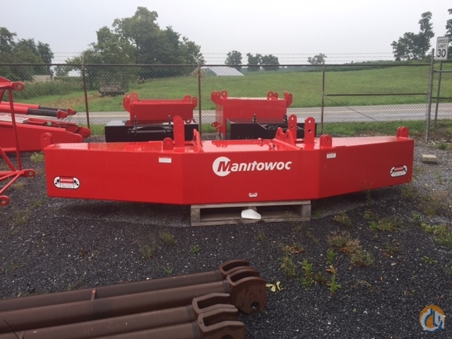 Sold New 2016 Manitowoc 8000-1 Crane for  in Cleveland Ohio on CraneNetwork.com