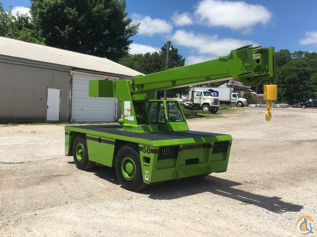 2001 Broderson IC-80-3F Crane for Sale in Bettendorf Iowa on CraneNetworkcom