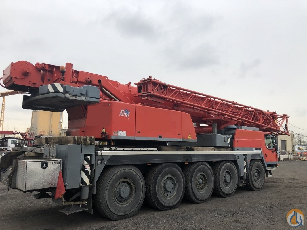 Sold 2005 Liebherr LTM 1095-5.1 Crane for  on CraneNetwork.com