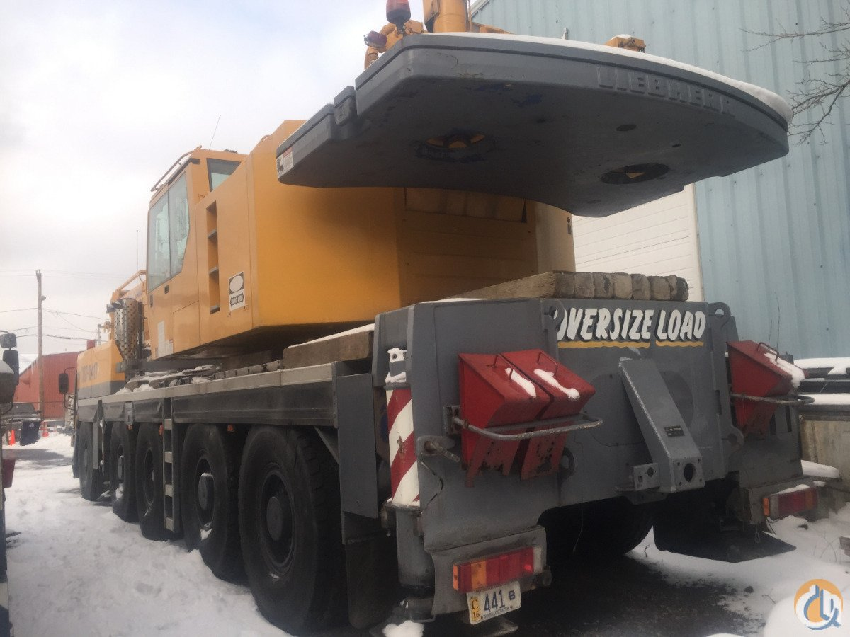 1997 LIEBHERR LTM11201 Crane for Sale on CraneNetworkcom