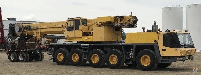 GROVE 5120B 2006 Crane for Sale on CraneNetwork.com