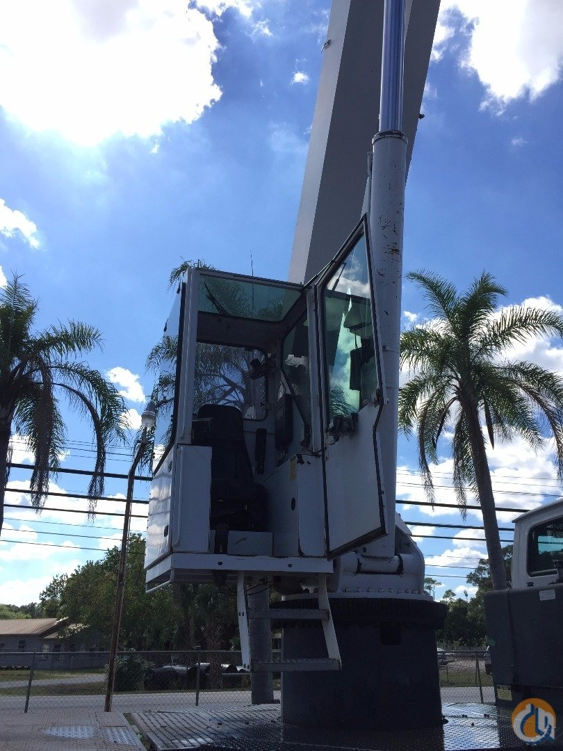 2008 MANITEX 30 102SX SWING-CAB Crane for Sale in Fort Pierce Florida on CraneNetworkcom