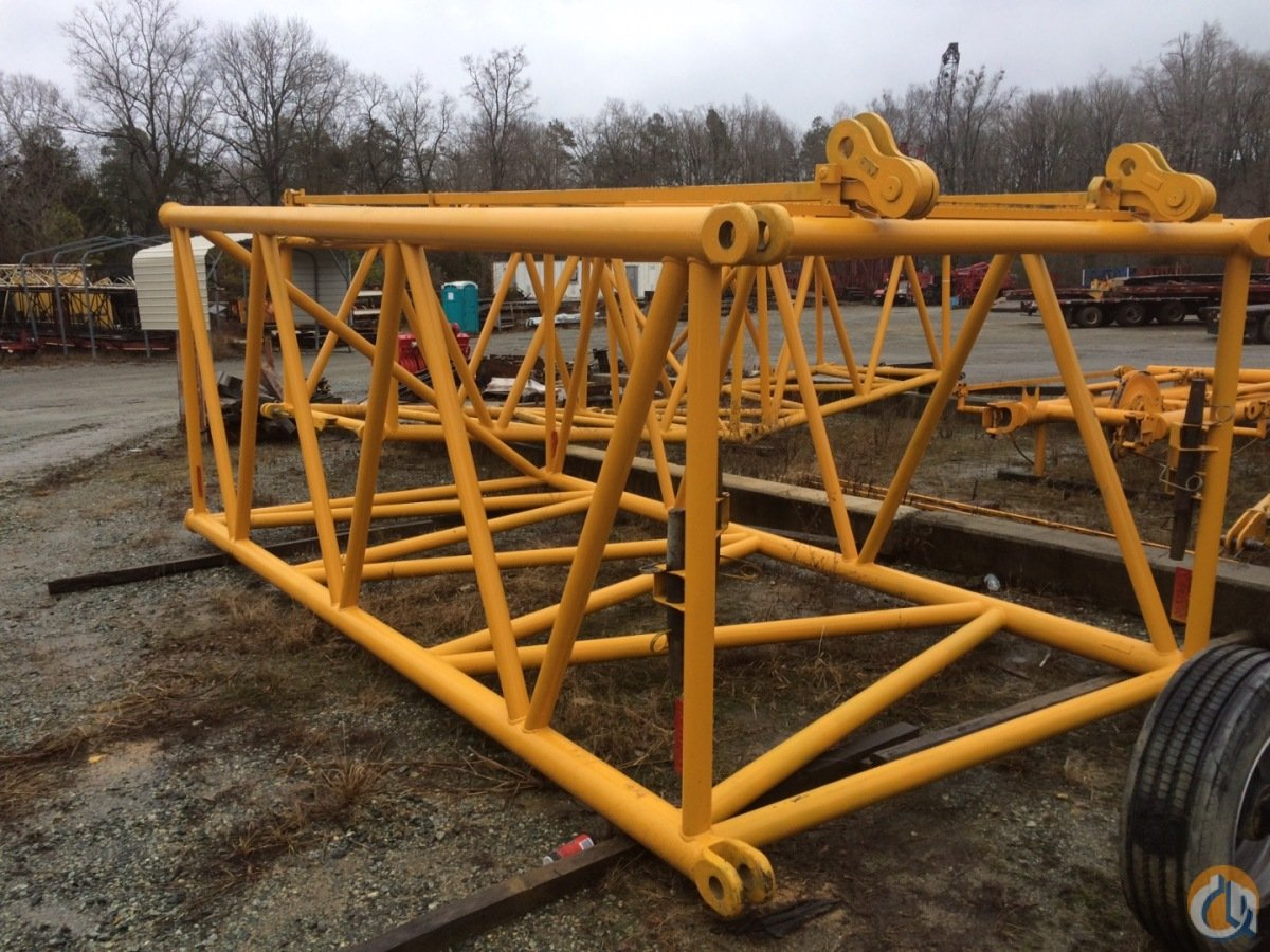 Liebherr LR1350 Luffing Jib Only Crane for Sale on CraneNetwork.com