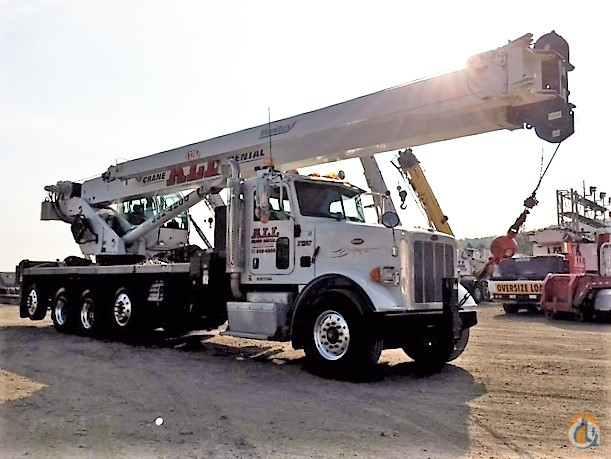 2013 MANITEX 50128S Crane for Sale in Kaukauna Wisconsin on CraneNetworkcom