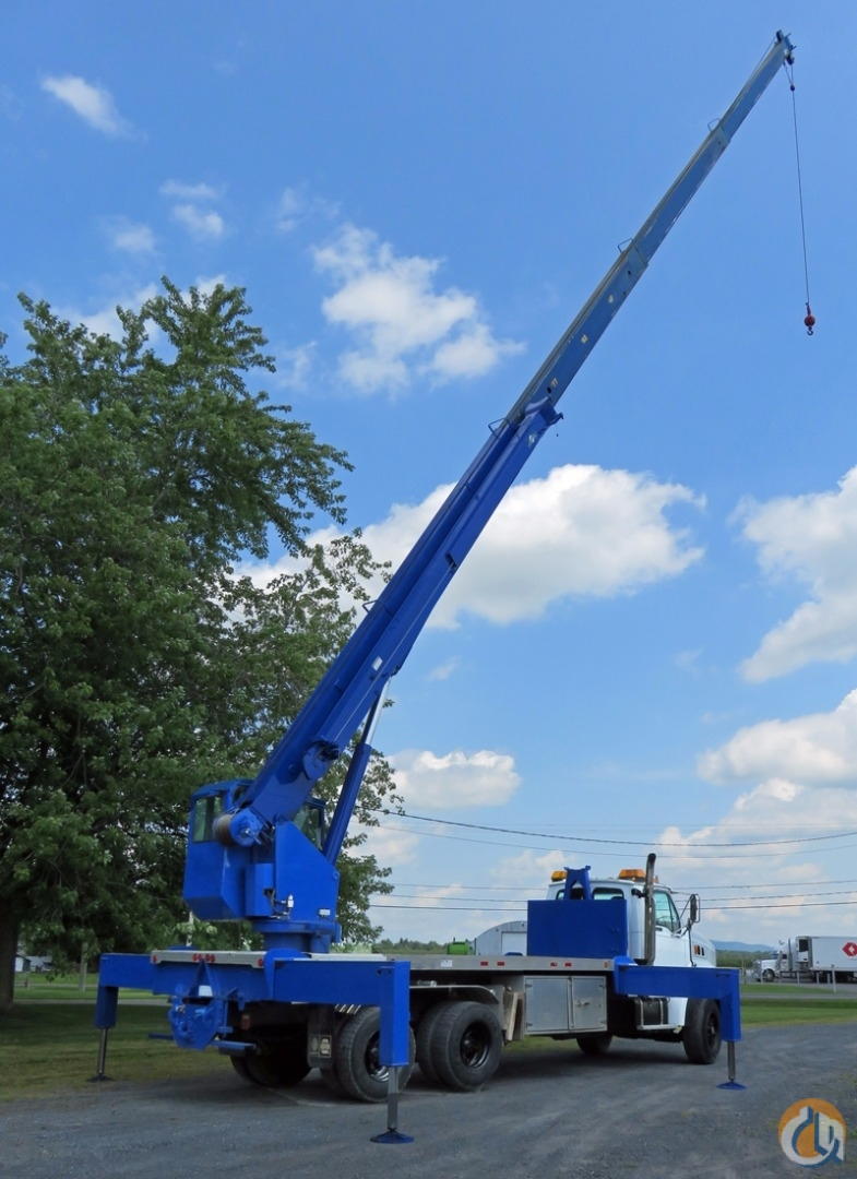 25 Ton Manitex 2592S Crane for Sale in Richelieu Quebec on CraneNetwork.com