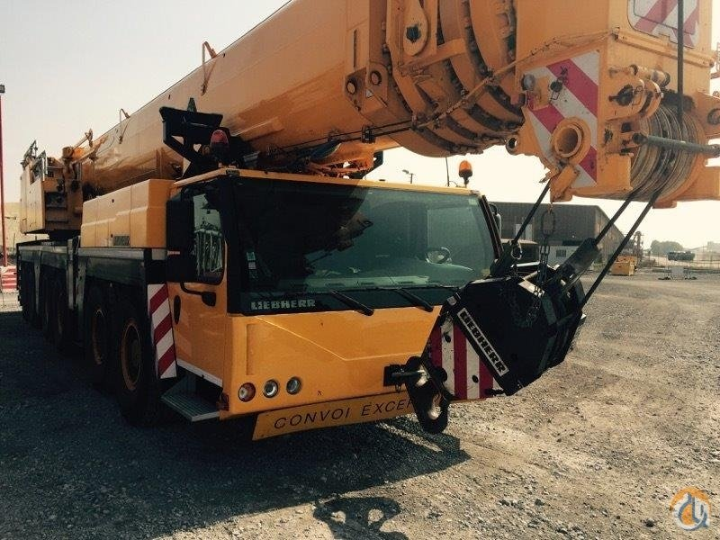2013 LTM 1350-6.1 Crane for Sale in Houston Texas on CraneNetwork.com