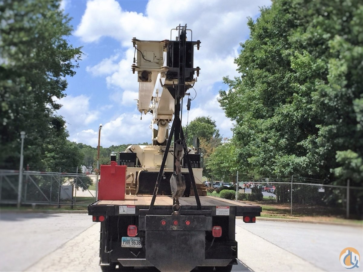 2009 NATIONAL 8100D Crane for Sale in Cleveland Ohio on CraneNetworkcom