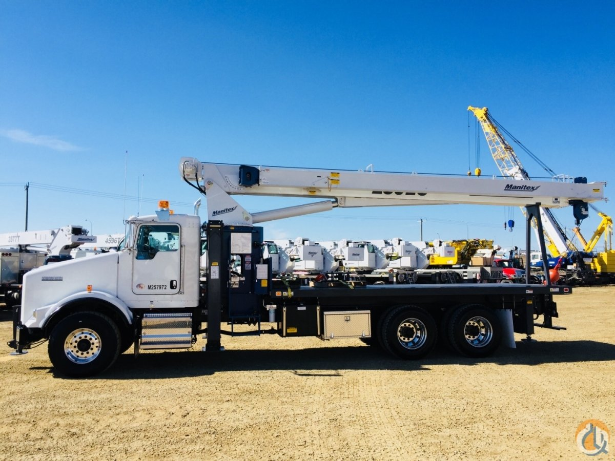 2019 MANITEX 2892C OD Crane for Sale or Rent in Laval Quebec on CraneNetwork.com