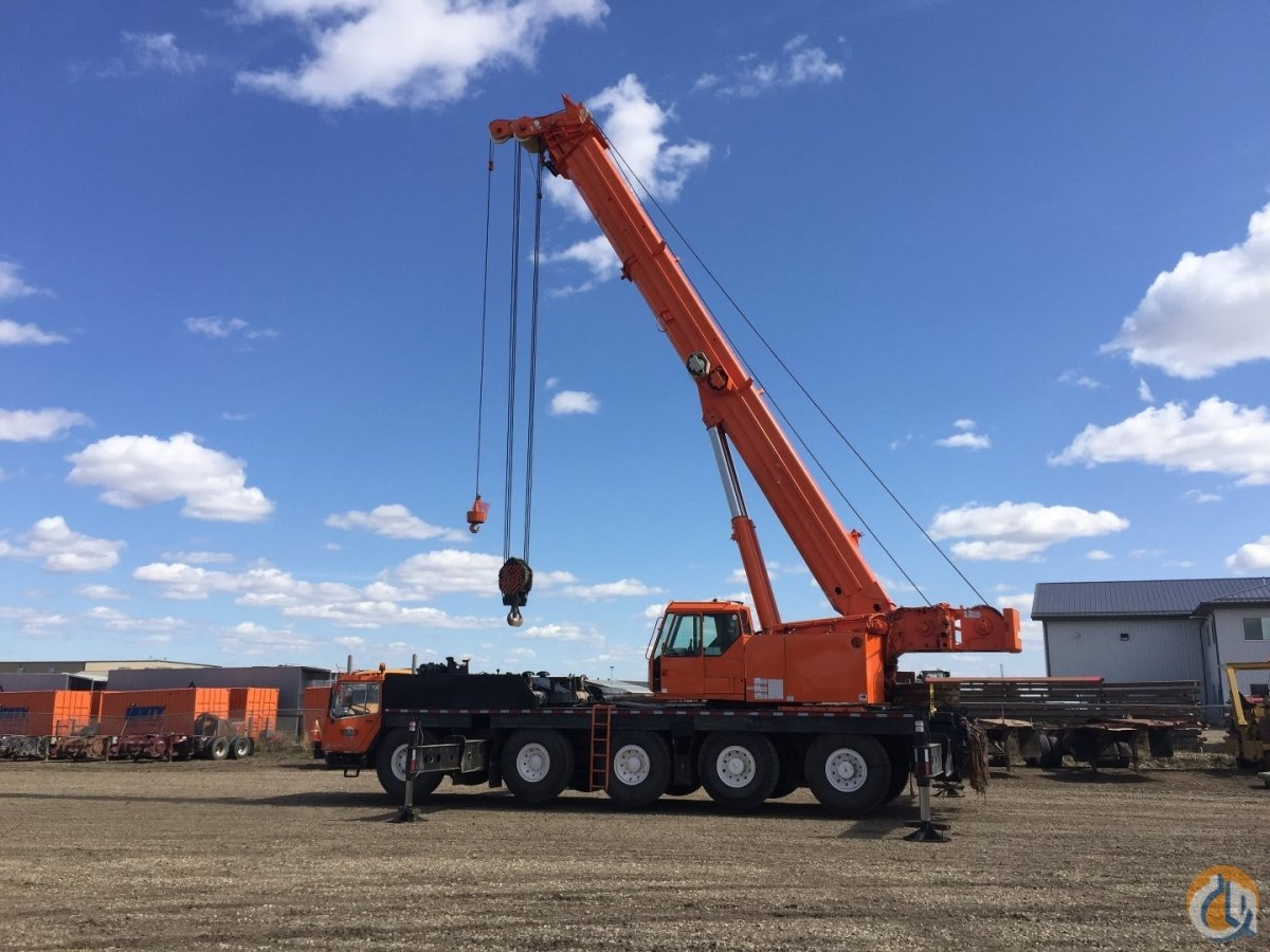 Sold LTM1120 Crane for  on CraneNetworkcom