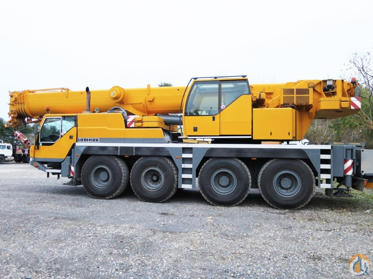ENGINE AND TRANSMISSION REBUILT 70 US TON ALL TERRAIN CRANE Crane for Sale on CraneNetwork.com