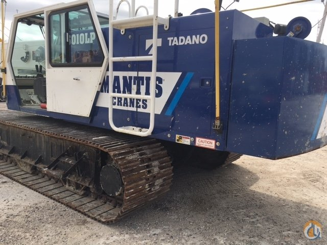 2013 MANTIS 6010LP Crane for Sale in Gary Indiana on CraneNetwork.com