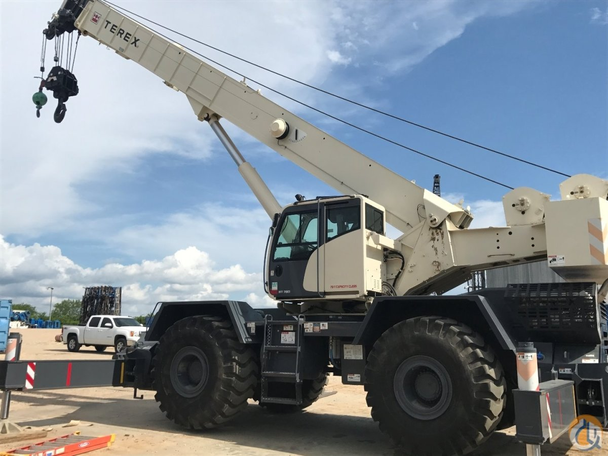 Terex Crane for Sale in Columbus Mississippi on CraneNetworkcom