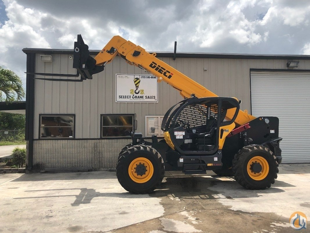 2018 Dieci I-10.44O Crane for Sale or Rent in Fort Pierce Florida on CraneNetwork.com
