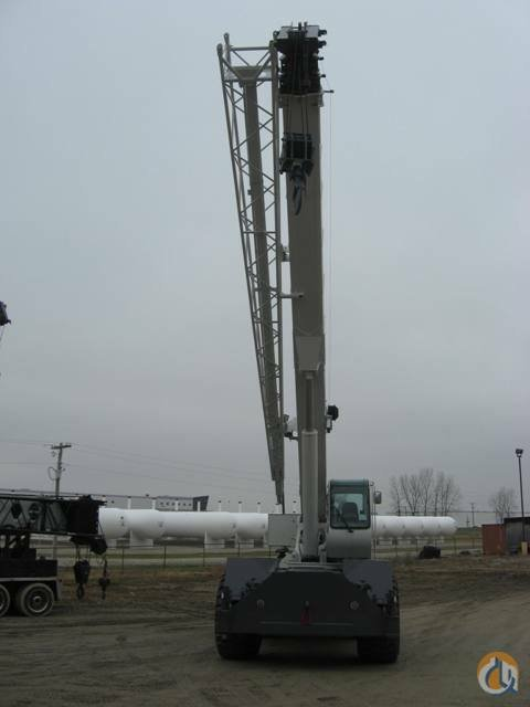 2003 Terex RT555 Rough Terrain Crane Crane for Sale in Lebanon Indiana on CraneNetwork.com