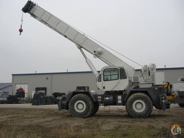 2002 Terex RT555 Rough Terrain crane Crane for Sale on CraneNetwork.com