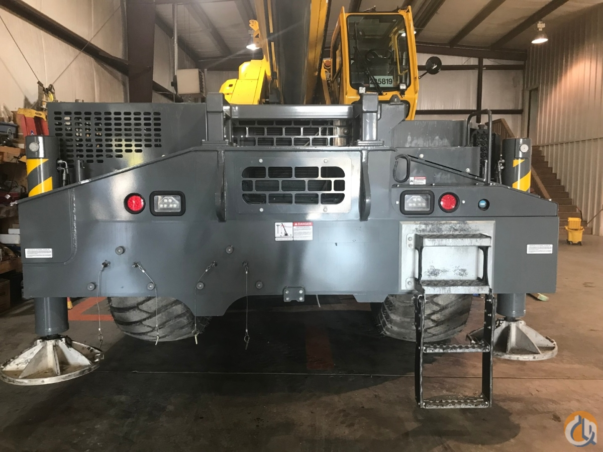 2018 Grove GRT 8100 100 Ton Crane for Sale or Rent in Cleveland Ohio on CraneNetwork.com