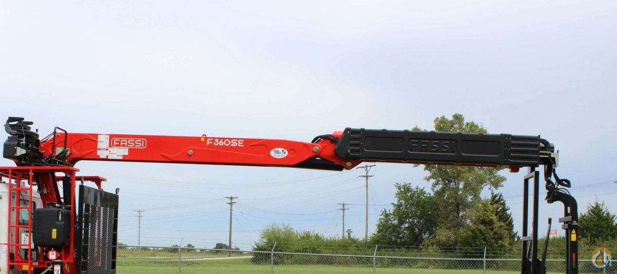 New Fassi F360SE.24 wallboard crane unmounted Crane for Sale in Olathe Kansas on CraneNetwork.com
