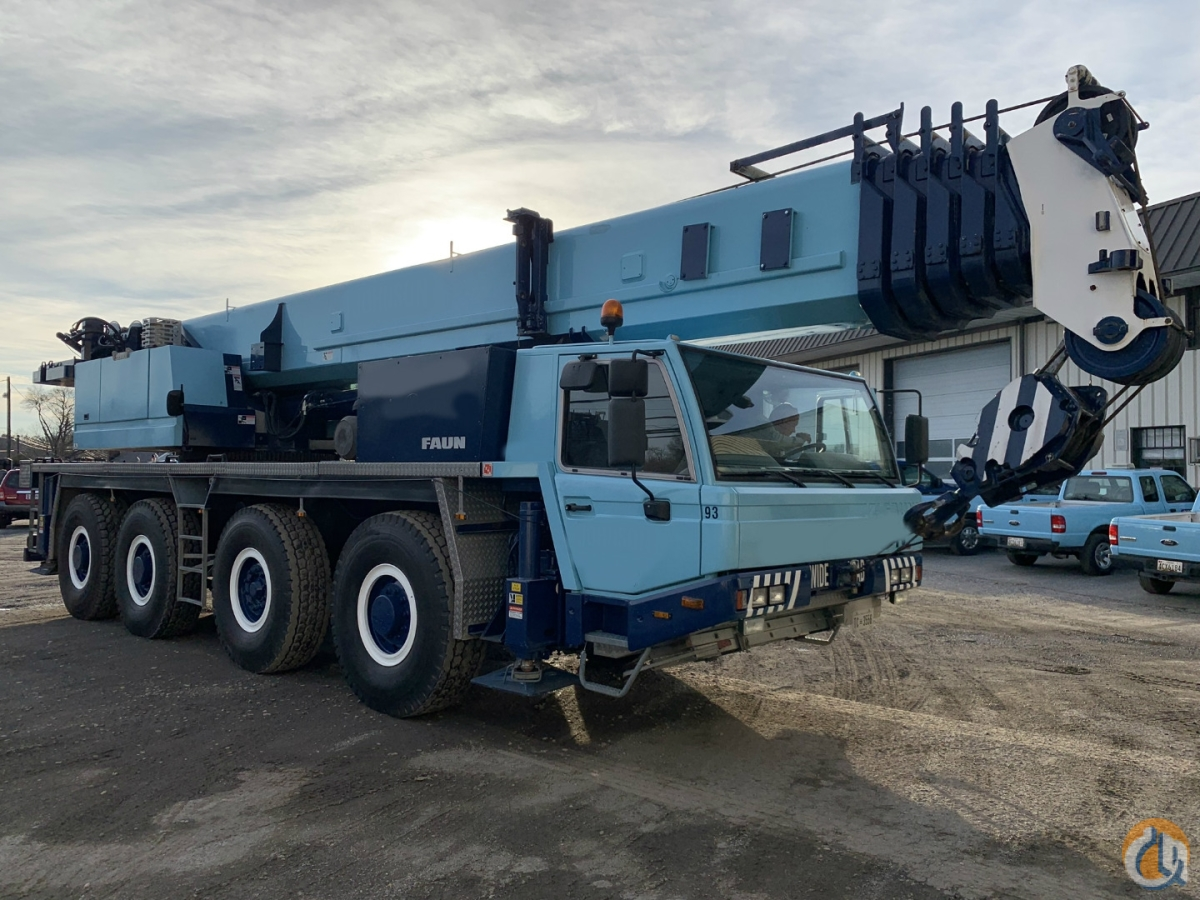 2005 TADANO ATF80-4 ALL TERRAIN CRANE Crane for Sale in Baltimore Maryland on CraneNetwork.com