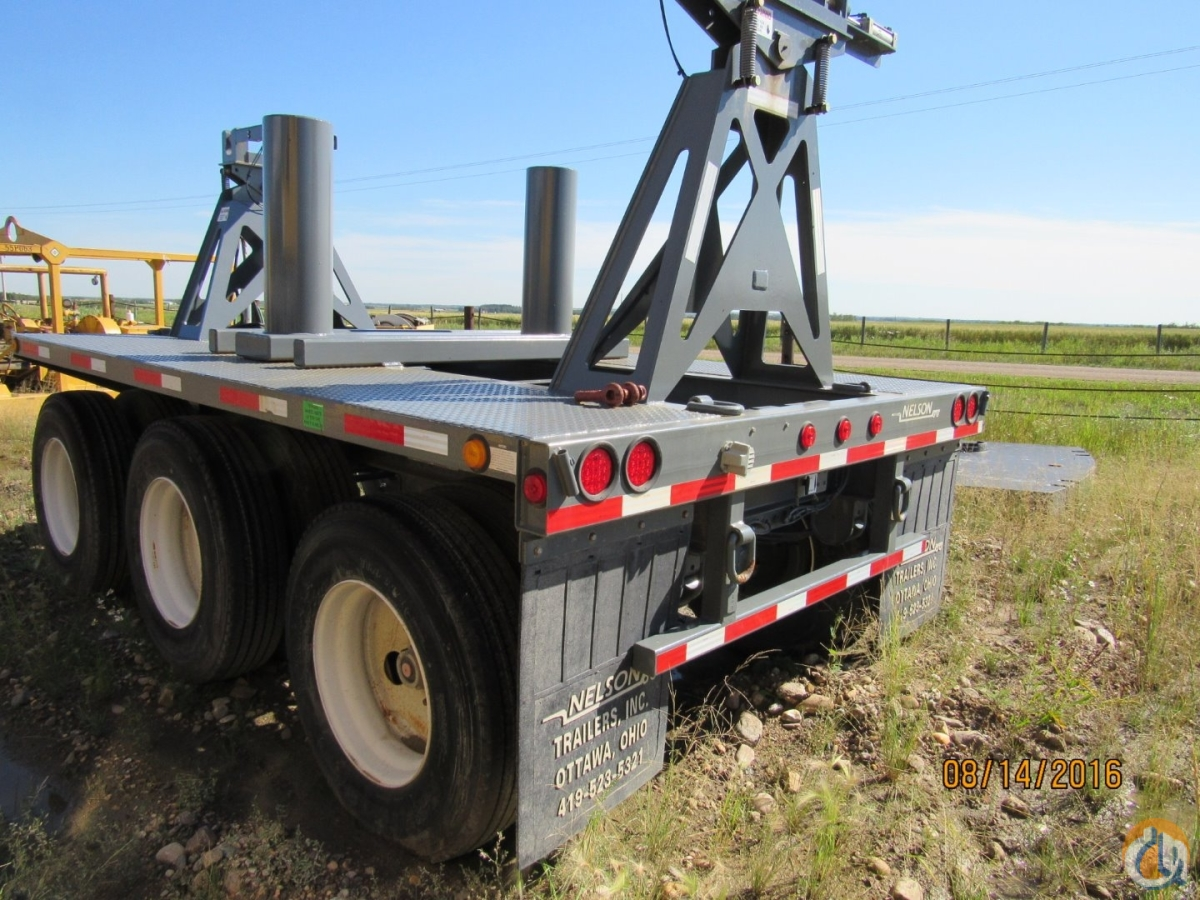 Jib Cranes Edmonton : Sold grove gmk tridem dolly jib inserts