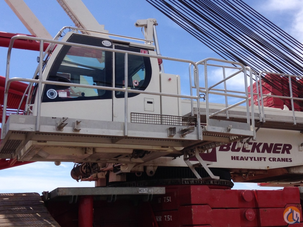 Liebherr LR16002 Crane for Sale in Houston Texas on CraneNetwork.com