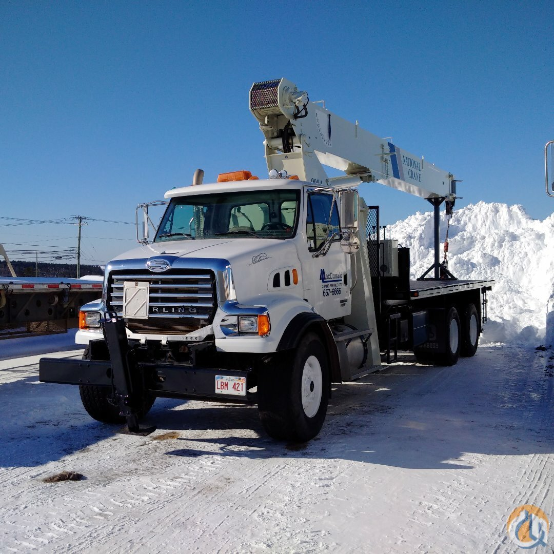 2008 National 900A Crane for Sale in Saint John New Brunswick on CraneNetwork.com