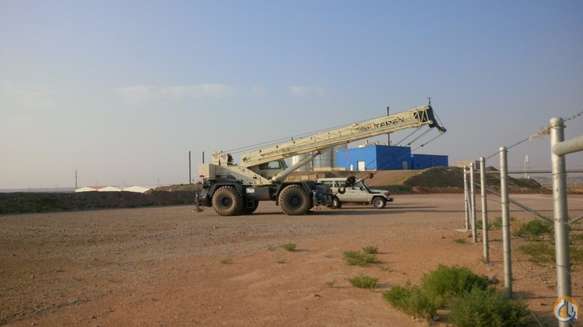 2011 Terex RT555-1 Crane for Sale in Dartford England on CraneNetworkcom