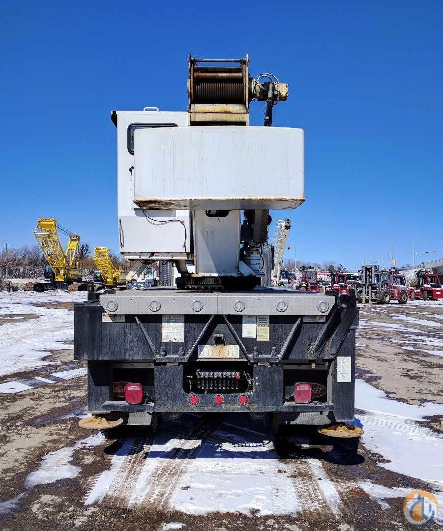 Sold 2006 Manitex 38100SHL Crane for  in Oakville Ontario on CraneNetworkcom