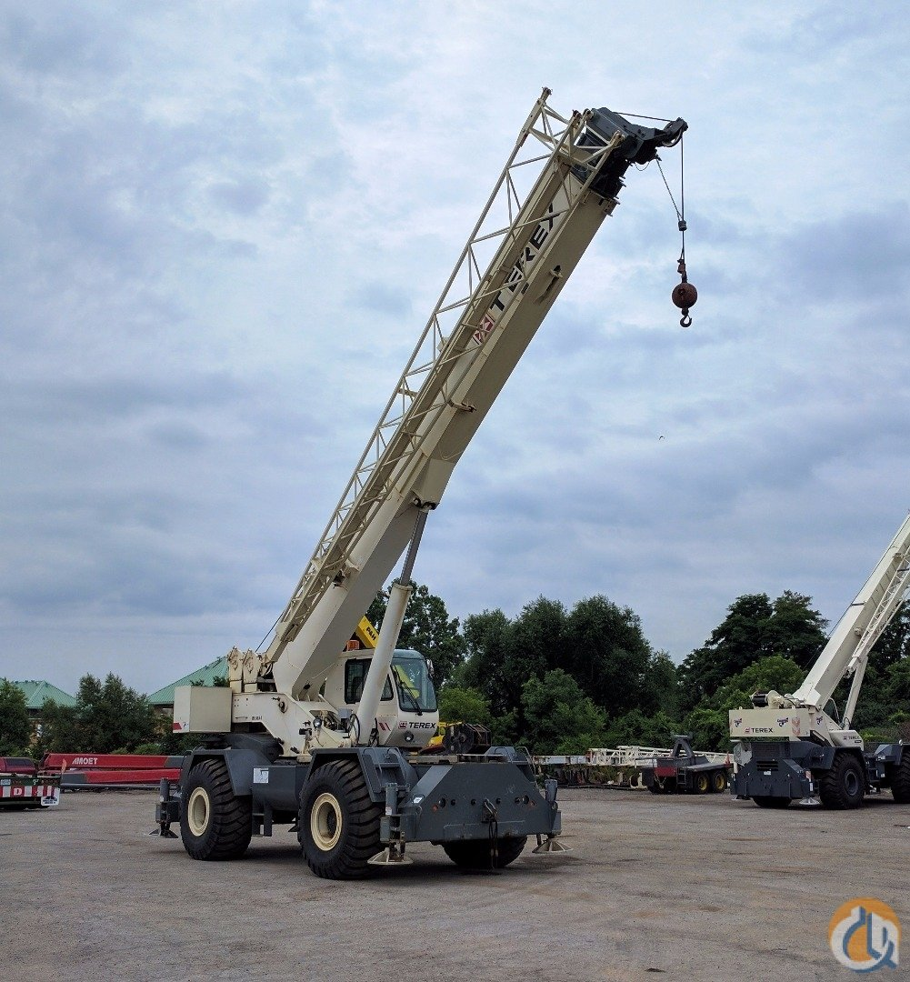 2007 Terex RT 555-1 Crane for Sale in Oakville Ontario on CraneNetworkcom