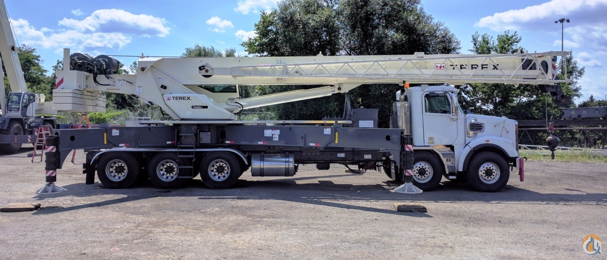 Sold 2017 TEREX CROSSOVER 8000 Crane for  in Oakville Ontario on CraneNetwork.com