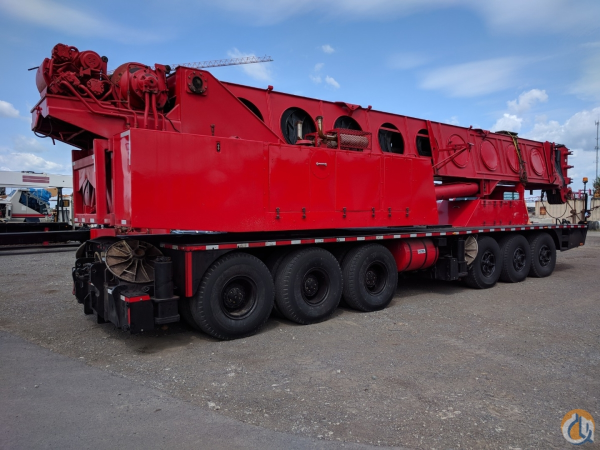 GROVE TM1075 Crane for Sale in Saint-Mathieu-de-Beloeil Qubec on CraneNetwork.com