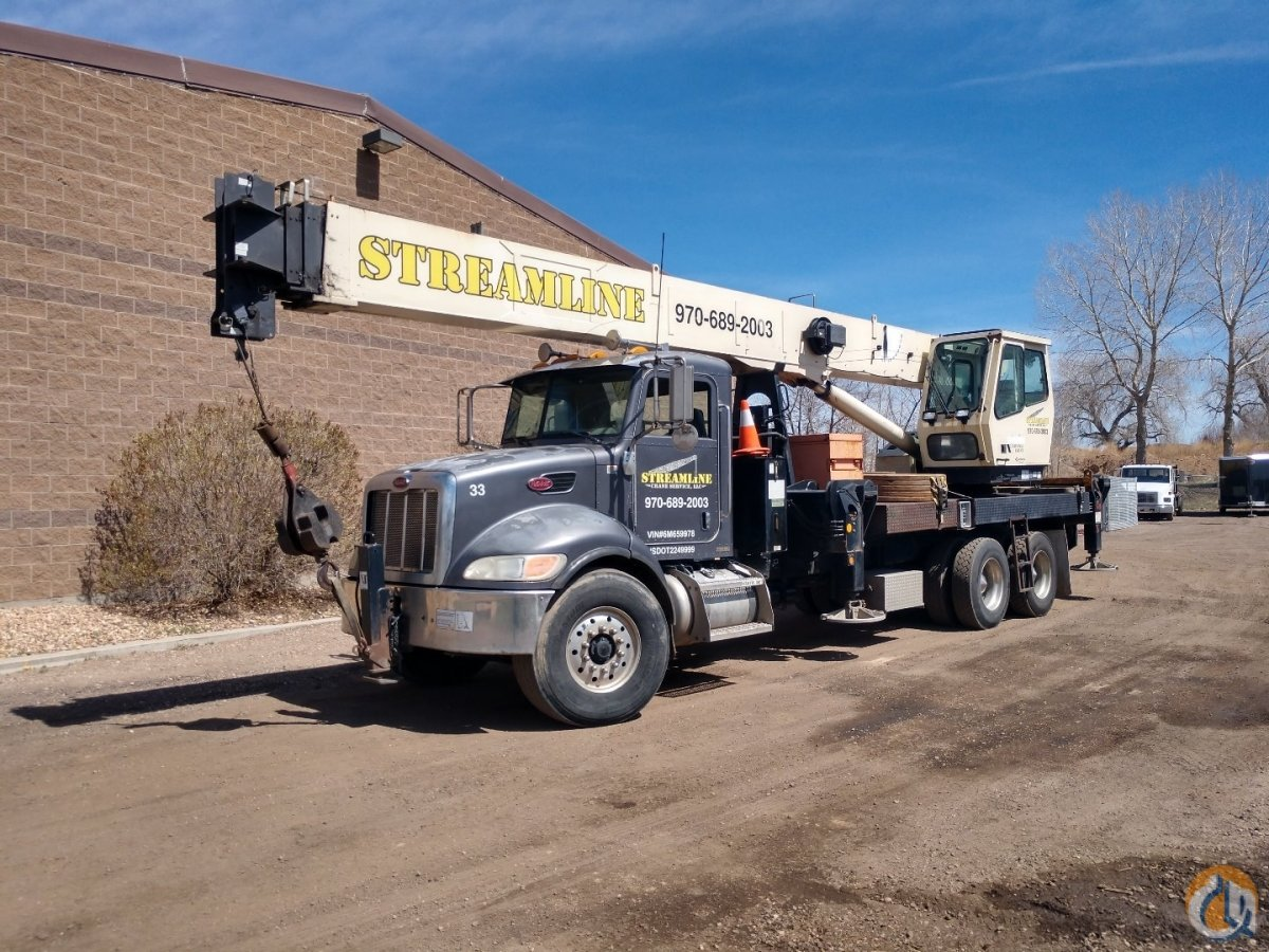 2006 National 14110 Crane for Sale in Fort Collins Colorado on CraneNetwork.com